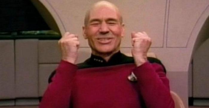 Sir Patrick Stewart Returns to Star Trek as Picard