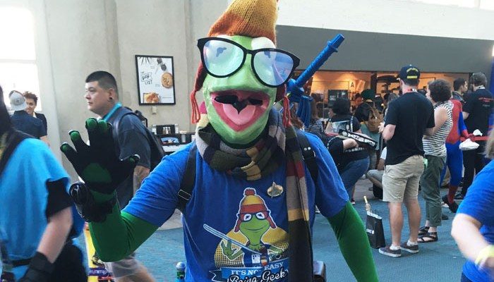 SDCC 2018 - Forever Geek Kermit