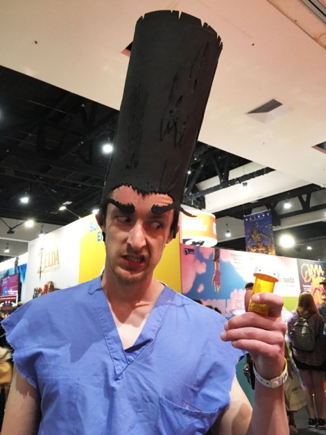 SDCC 2018 - Legion from the X-Men