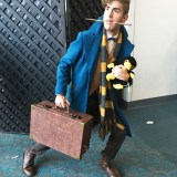 SDCC 2018 - Newt Scamander from Fantastic Beasts