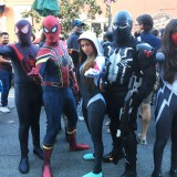 SDCC 2018 - Spider-Man and friends