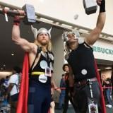 SDCC 2018 - Thor x2