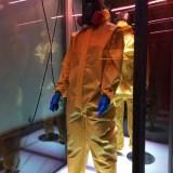 The Nerd Bar Las Vegas - Breaking Bad prop costume