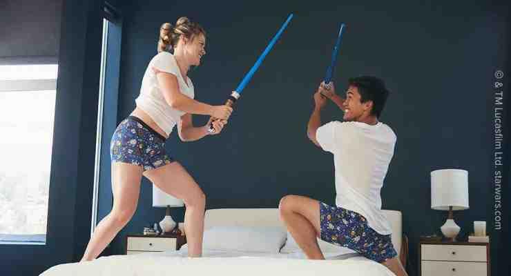 geeky underwear Star Wars