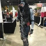 DC's Lobo at Long Beach Comic-Con 2018