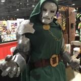 Marvel's Doctor Doom at Long Beach Comic-Con 2018