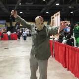 Jason at Long Beach Comic-Con 2018