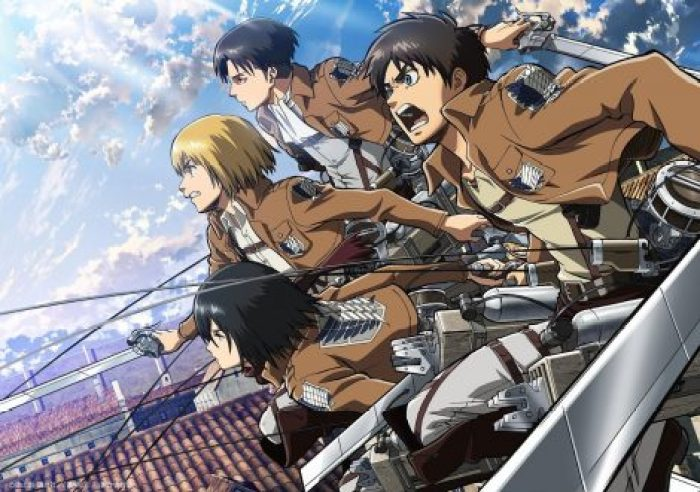 best english anime dubs attack on titan