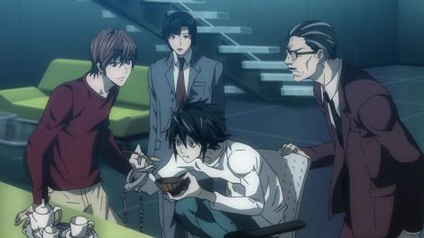 best english anime dubs death note