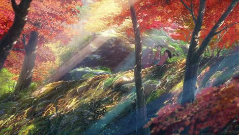 best english anime dubs Your Name.