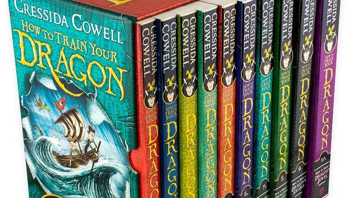 Cómo entrenar a tus dragones