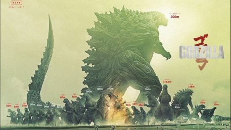 list-of-godzilla-movies