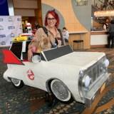 Long Beach Comic Expo 2019 - Ghostbusters Ecto-1