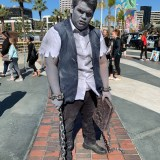 Long Beach Comic Expo 2019 - Solomon Grundy from DC Comics
