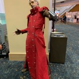 Long Beach Comic Expo 2019 - Vash the Stampede from Trigun