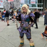 WonderCon 2019 - Astrid from How to Train Your Dragon
