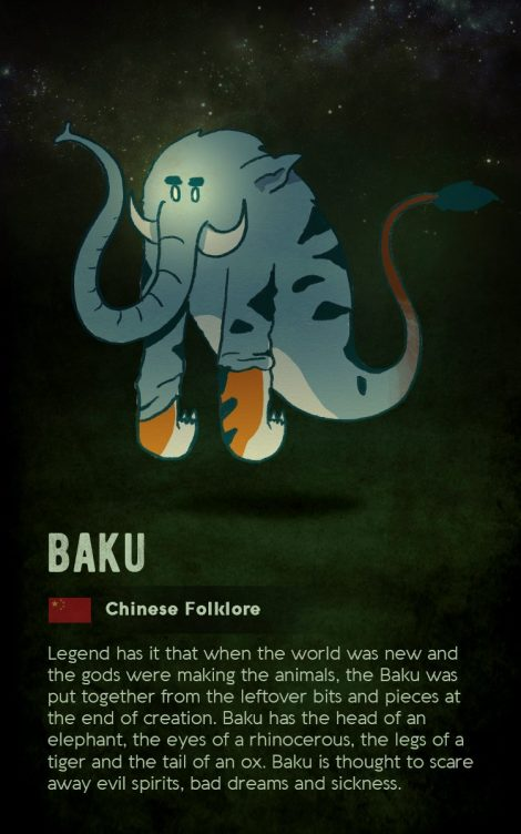 Chinese mythical creature