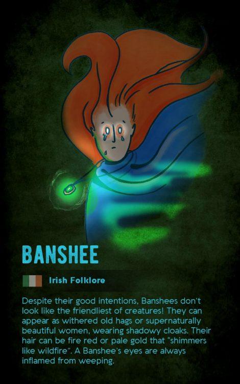 Irish folklore creature