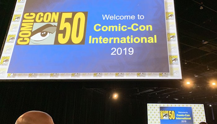 San Diego Comic-Con 2019 Hall H