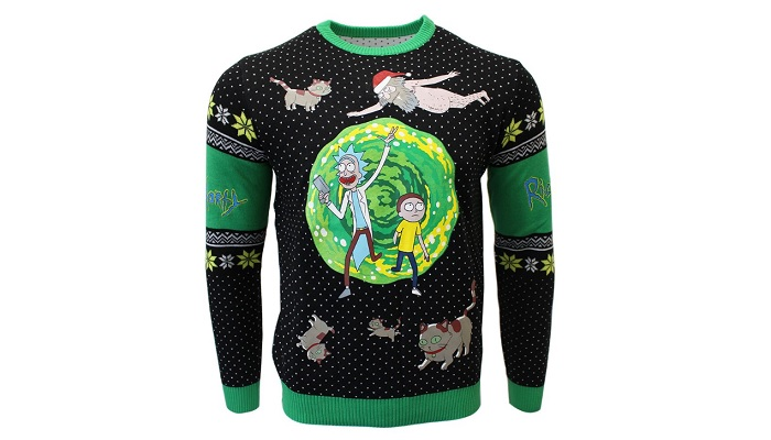 Rick And Morty Sweaters