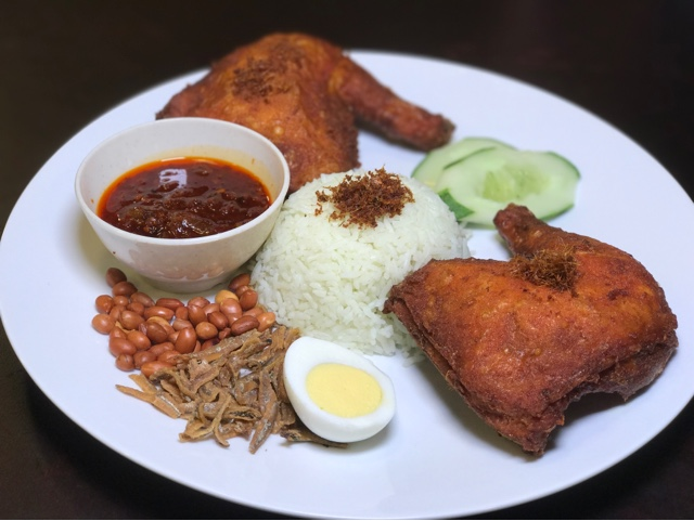 Top Places For Nasi Lemak