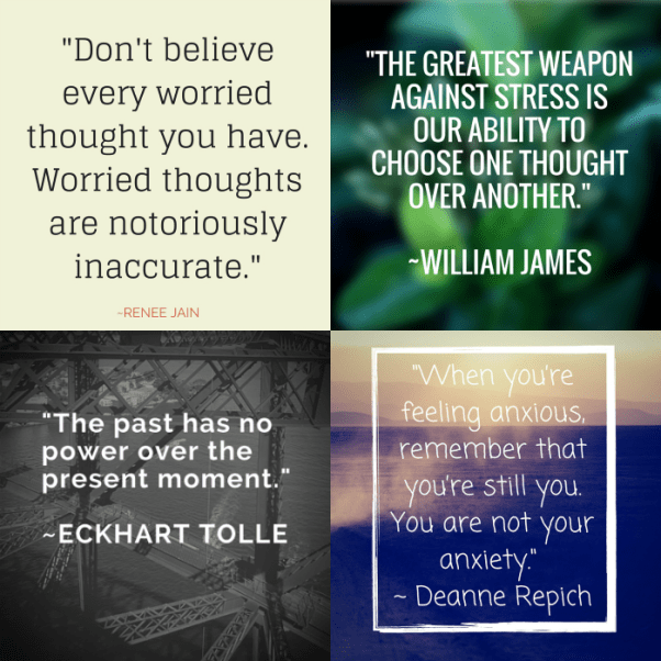 inspiring quotes worry