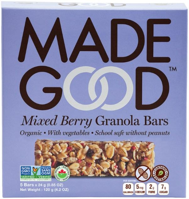 made good granola bars