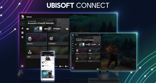 o que é ubisoft connect