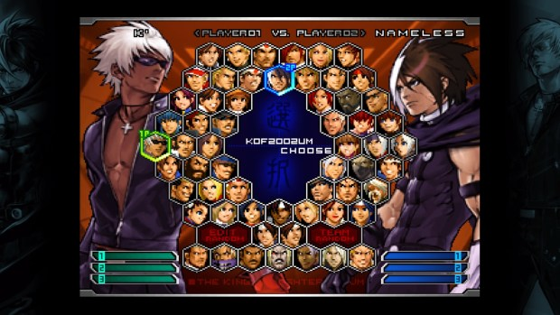 The King of Fighters 2002 Unlimited Match chega ao PS4