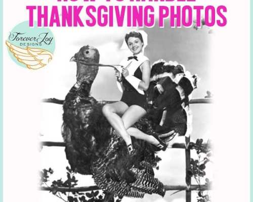 A Recipe for Great Thanksgiving Photos