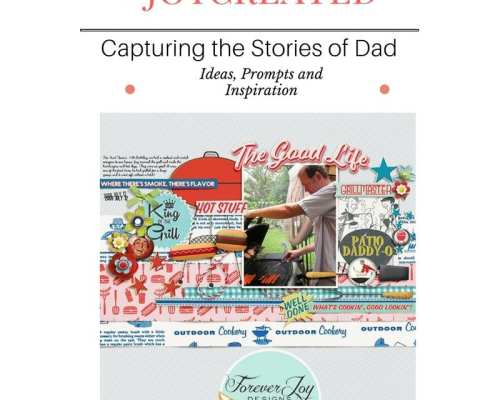 Page Prompts for Photostories of Dad
