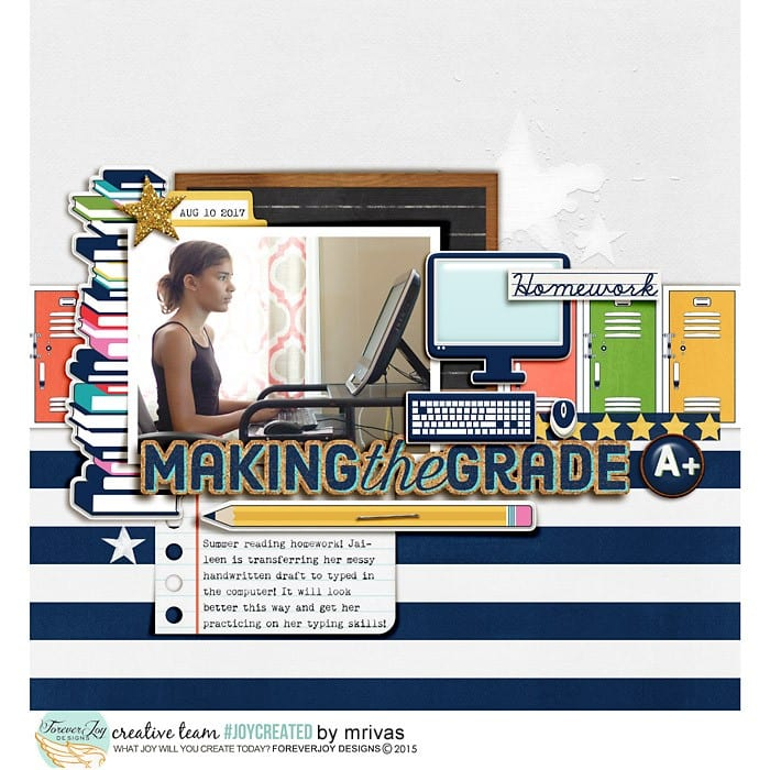 Making the Grade web2