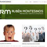 """Sección fija """"Proyectos de Interés"""" Blog de Rubén Montesinos"""