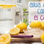 Como preparar agua alcalina en casa