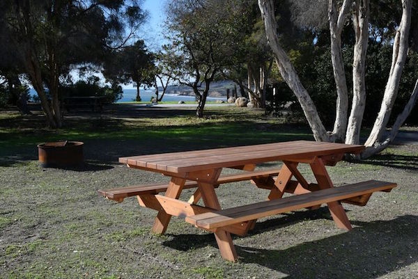 Forever Redwood Picnic Tables Chosen for El Capitan Beach Oil Spill Restoration