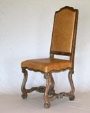 Galusha French Cherry Chair