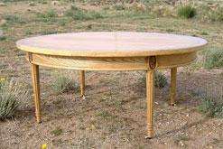 Galusha Honore Table