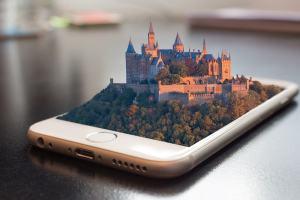 3D Mobile Wallpaper