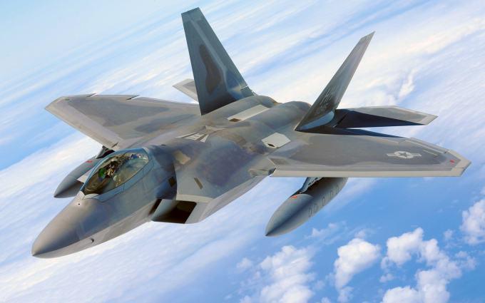 Flying Jet HD wallpaper.