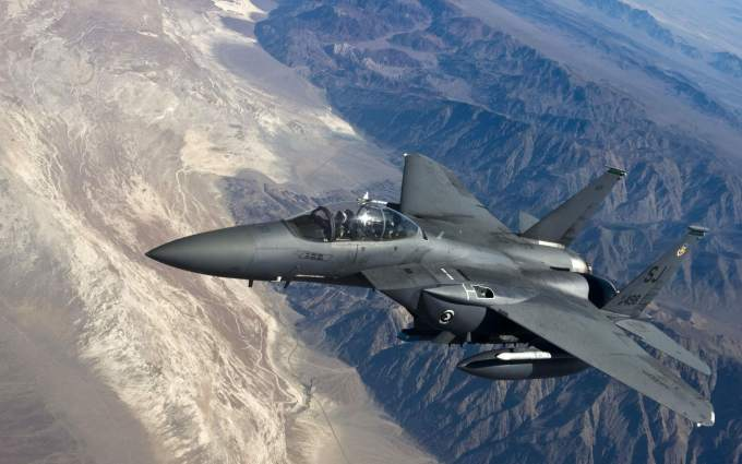 Fighter Jet HD Wallpaper