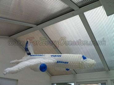 Airbus A380 Balloon Model