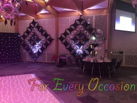 Black Tie Too Decor