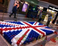 Union Jack Flag for the Queen's Jubilee/Birthday
