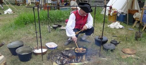 Rev-war-cooking