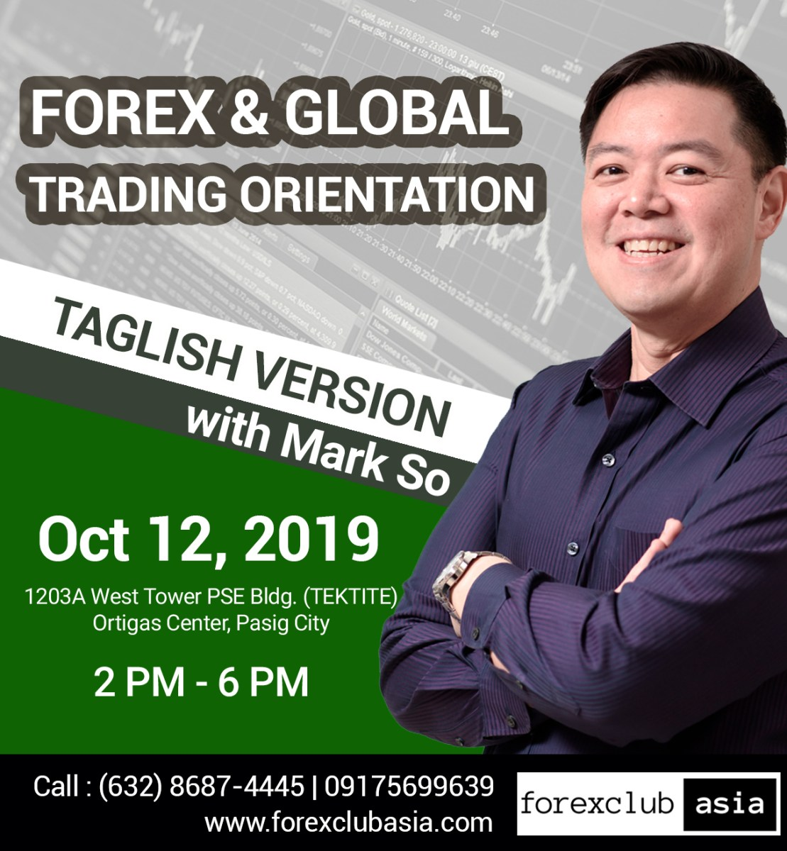 Forex sales pitch