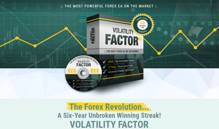 Volatility Factor EA – [Cost $347]- For FREE - ForexCracked