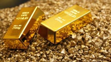 Photo of سعر الذهب ينزل من 1350 دولار لكن