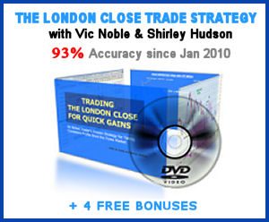 London Close Trade Strategy (DVD + Online)