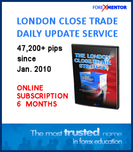 London Close Trade Daily Update Service (6 Months Online)