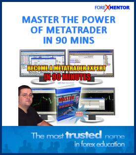 Mastering MetaTrader 4 In 90 Minutes (DVD + Online)